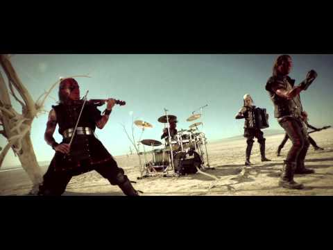 Turisas - Stand Up And Fight (2011) [HD 1080p]