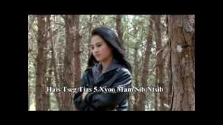 Hmong New Song 2013 Duab Ci Thoj (kev Hlub Cia Raws Sij Hawm)