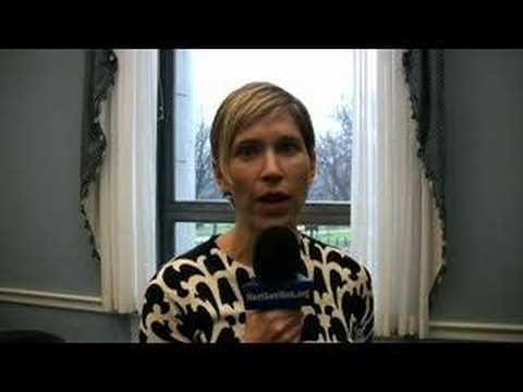 IIA Emily Parker Interview (видео)