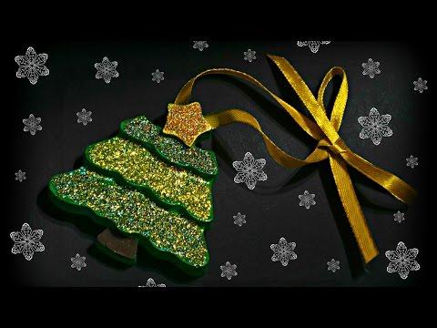 decorazioni natalizie – alberi di natale in gesso
