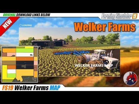 Welker Farms Map v1.0.0.0