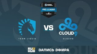 Team Liquid vs. Cloud9 - ESL Pro League S5 - de_inferno [mintgod, sleepsomewhile]
