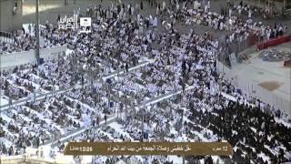 خطبة الجمعة - الشيخ صالح بن حميد - المسجد الحرام - الجمعة 12 محرم 1435