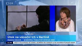 Politická atmosféra v Německu po útoku v Berlíně
