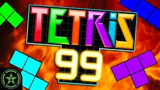 TETROMINO BATTLE ROYALE - Tetris 99 | Let's Play by Let's Play