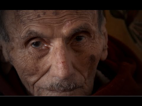 Za'atari oldest man