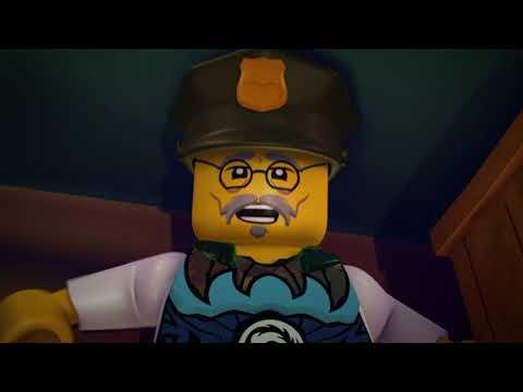 LEGO NINJAGO Season 5 - Episode 45: Winds of Change