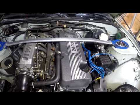 Replacing  the thermostat on my 89 Nissan 240SX
