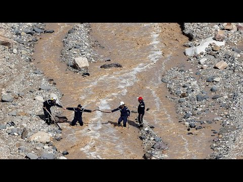 Φονικές πλημμύρες στην Ιορδανία