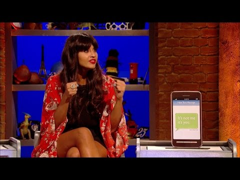 Jameela Jamil has a problem with bad break-ups - Room 101: Series 4 Episode 8 Preview - BBC One