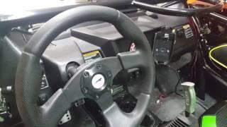 7. Wildcat 1000 super easy steering