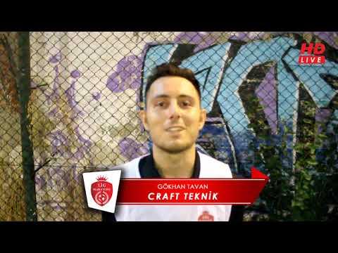 Craft Teknik - Çağdaş Cumhuriyet Spor  Craft Teknik - Çağdaş Cumhuriyet Spor