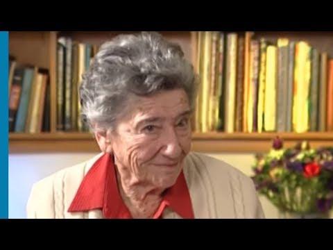 Fanny Rozelaar erzählt über die Gerechten unter den Völkern, die sie gerettet haben
