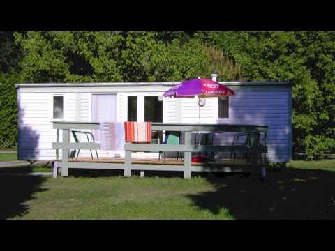 Camping an der Rudelsburg Video
