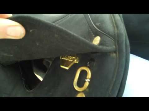 ottawa wintec isabell dressage saddle