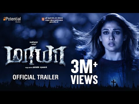 Maya Tamil Movie HD Trailer Video, Nayanthara