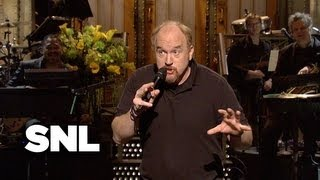 Louis CK Monologue - Saturday Night Live