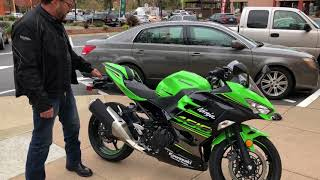10. 2018 Ninja 400 ABS KRT