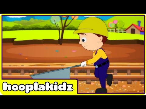 hooplakidz - I've been working on the Railroad Nursery Rhyme has been one of the most popular kids nursery rhymes for years. Here are the lyrics for I've been working on ...