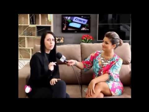 Dani Pessôa | Entrevista de tv | Prg Canal 4 Net