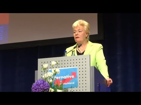 Steinbach weist Tauber-Vorwurf der Mitschuld an Lübckes Ermordung zurück