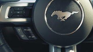 Ford Mustang 2015 Interior Design