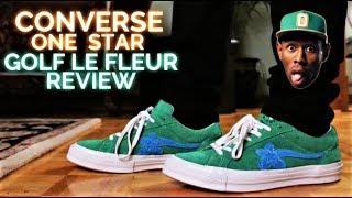 Converse ONE STAR GOLF LE FLEUR 2.0 Review (TYLER, THE CREATOR CONVERSE)