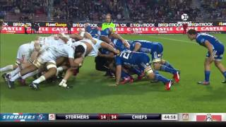Stormers v Chiefs Quarter Final 4 2016 | Super Rugby Video Highlights