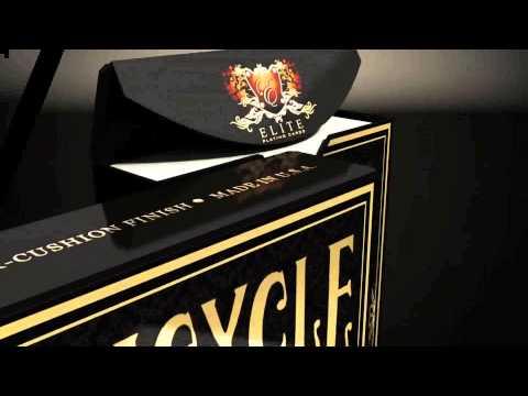 Baraja Bicycle Majestuosa Edicin Limitada - asdetrebol.com (видео)