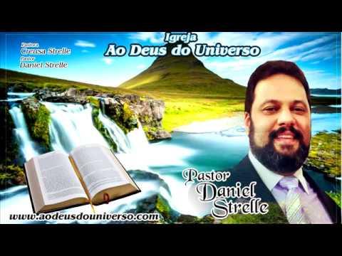 Perto Quero Estar - Pastor Daniel Strelle cantando AO VIVO na Igreja Ao Deus do Universo