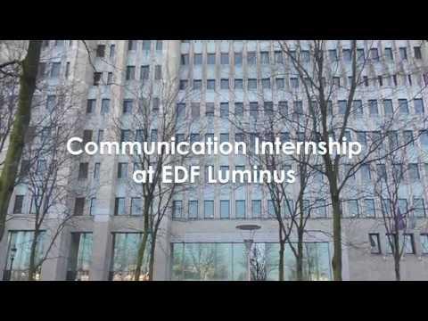 Communication Internship at Luminus