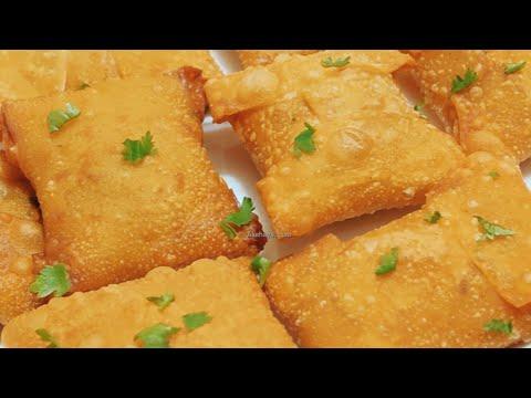மழைக்கு சுடசுட ஸ்னாக்ஸ் இப்படி சூப்பரா செஞ்சு கொடுங்க/10mins Easy Crispy Snacks Recipe/Teatime Snack