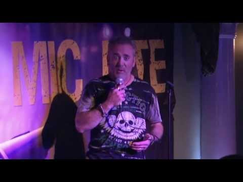 Wayne Mathews's 2nd Performance at the Stardome Comedy Club's Open Mic Contest
