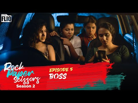 Rock Paper Scissors |S02 EP5 | BOSS | Karikku Fliq | Mini Webseries