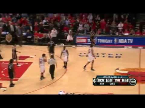 Nets - http://www.nbacircle.com Subscribe and Get Free NBA Jerseys Game 6: Brooklyn Nets 95-92 Chicago Bulls Highlights, Series Tied 3-3 Thursday, May 2, 2013 NBA 2...