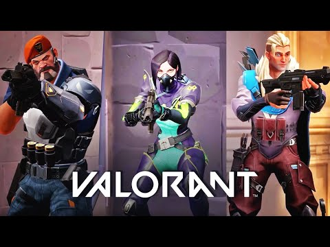 Valorant - Official Gameplay Launch Trailer   Episode 1: Ignition