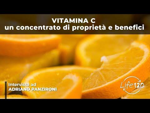 vitamina c: il farmaco naturale ed a basso costo!