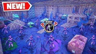 CUSTOM GHOST Town Hide and Seek In Fortnite Battle Royale!