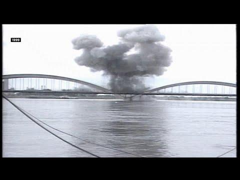 Uran-Bomben über Serbien: Klage gegen die Nato