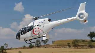 Cesars Secrets Helicopter