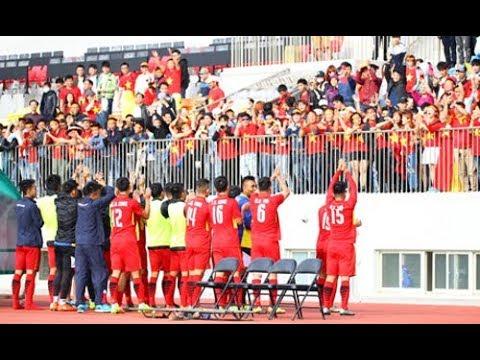 Tin Thể Thao 24h Hôm Nay (19h - 7/11): U19 Việt Nam Giành Vé Tham Dự VCK U19 Châu Á 2018 - Thời lượng: 8:57.