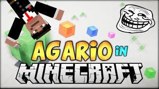 Video JOUE A AGAR.IO DANS MINECRAFT !! - AGAR.IO MOD Minecraft 1.8 [FR] [HD] MP3, 3GP, MP4, WEBM, AVI, FLV Mei 2017