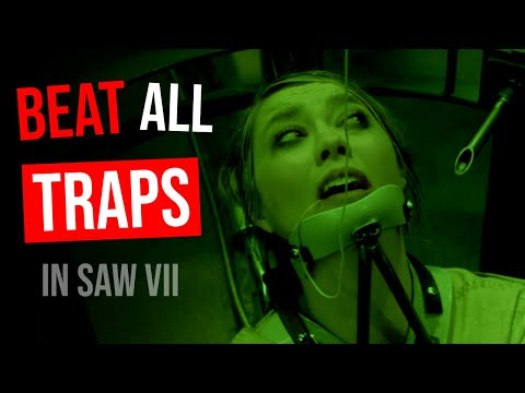 How to Beat Every Trap in Saw 3D