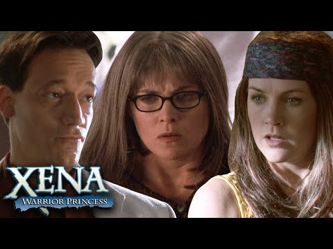 Xena, Gabrielle and Joxer In MODERN TIMES! | Xena: Warrior Princess