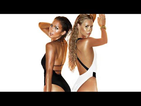 Jennifer Lopez - Booty feat. Iggy Azalea (Lyrics On Screen)