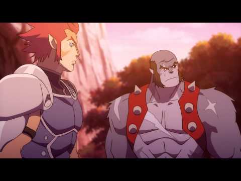 """Thundercats Episode """"Old Friends"""" Video Clip #2"""
