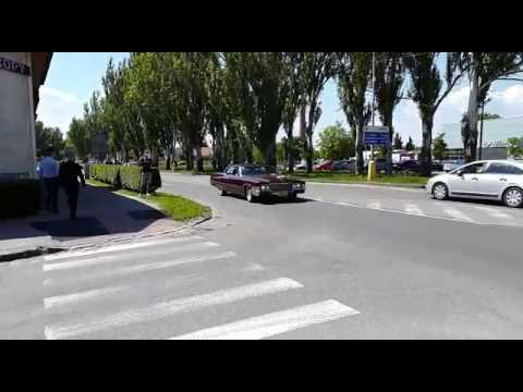 """VIDEO: Nablýskaná krása v našich uliciach. V Trnave sa """"vetrali"""" americké tátoše"""