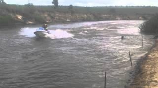 7. Jet ski kawasaki zxi 750