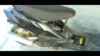 9. Evil 200cc GY6 engine - example for ruckus owners
