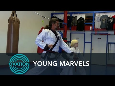 Young Marvels - Lev's Karate Class
